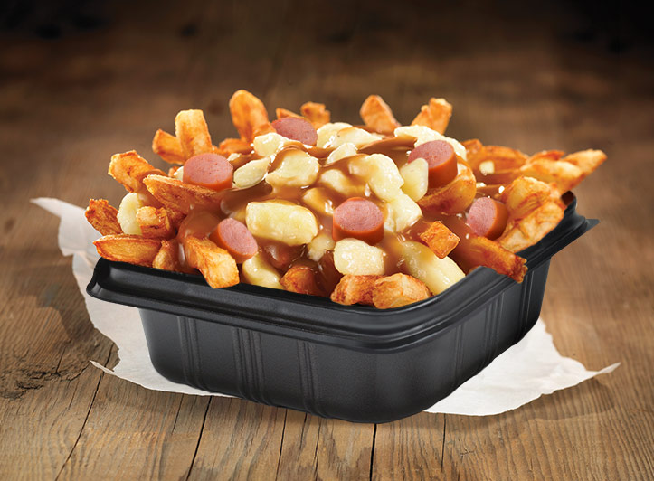 Personalize your Poutine